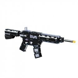 Конструктор Double Eagle CaDA deTECH C81005W Штурмовая винтовка M4A1