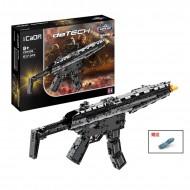 Конструктор Double Eagle CaDA deTECH C81006W Пулемет MP5
