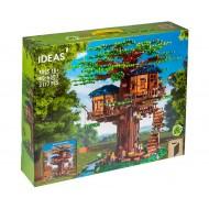 Конструктор Ideas 6007 Дом на дереве / Аналог 21318