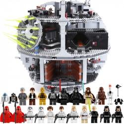 Конструктор Lion King 180009 Звезда Смерти Star Wars Звездные Войны, бывший Lepin 05035 / аналог Lego 75159 Death Star