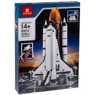 Конструктор King 83014 Космический шаттл, ранее - Lepin 16014   аналог Lego Creator 10231 и 10213