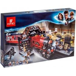 Конструктор King 83033 Хогвартс-экспресс, ранее - Lepin 16055 / Аналог Lego 75955