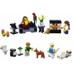 Конструктор KING QUEEN 84009, Зоомагазин, бывший Lepin 15009 | аналог Lego 10218