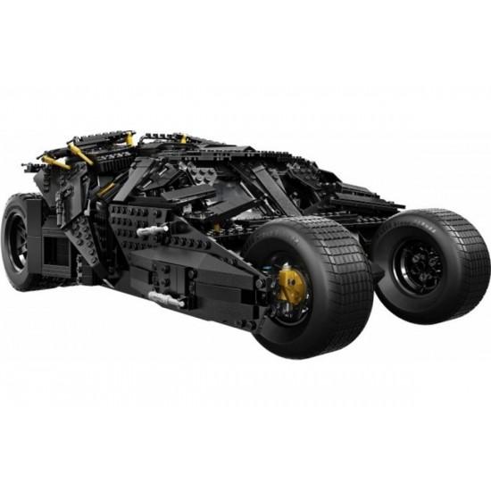 Конструктор KING QUEEN 87041 Super Escort Бэтмобиль - Тумблер, бывший Lepin 07060   аналог Batman Movie 76023
