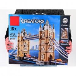 Конструктор 88004 KING&QUEEN Лондонский Тауэрский мост (бывший Lepin 17004), аналог Lego Creator 10214
