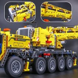 Конструктор 90004 King Передвижной кран MK II (бывший Lepin 20004) / Аналог Lego 42009