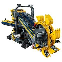 Конструктор King&Queen 90015 Роторный экскаватор, (бывший Lepin 20015), аналог Lego 42055