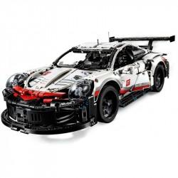 Конструктор 90066 KING&QUEEN Гоночный автомобиль Porsche 911 RSR (бывший Lepin 20097), аналог Lego Technic 42096