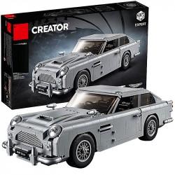 Конструктор King 91023 Aston Martin DB5 Джеймса Бонда, ранее Lepin 21046 / аналог Lego 10262