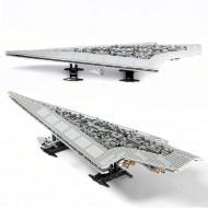 Конструктор 81030 King&Queen Супер Звездный разрушитель (ранее - Lepin 05028), копия Lego 10221 Star Wars