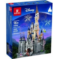 Конструктор King 83008 Сказочный Замок Дисней — Castle Disney, бывший Lepin 16008, Аналог Lego 71040