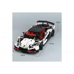Конструктор KING QUEEN 93004, Lamborghini Aventador LP 720-4 Technic, бывший Lepin 23006 | аналог Lego moc-3918