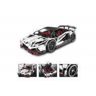 Конструктор KING QUEEN 93004, Lamborghini Aventador LP 720-4 Technic, бывший Lepin 23006   аналог Lego moc-3918