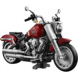 Конструктор Jack 91025 Мотоцикл Harley-Davidson (Харлей-Дэвидсон) Fat Boy, серия Creator Expert I аналог Lego 10269