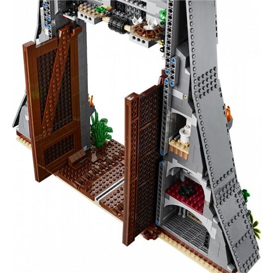 Конструктор Jack 61001, Парк Юрского периода: ярость тираннозавра I аналог Lego 75936