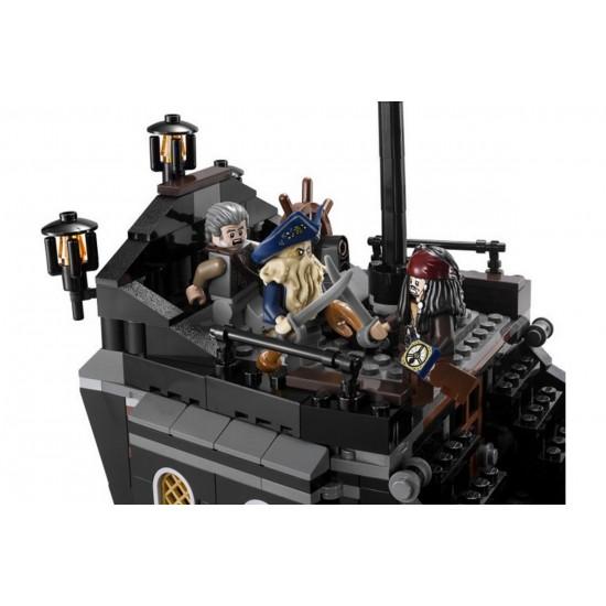 Конструктор Lion King 180045 (бывший Lepin 16006) Черная Жемчужина, аналог Lego 4184