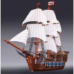 Конструктор Lion King 180056 Флагманский трехмачтовый корабль, бывший Lepin 22001 / аналог Lego 10210