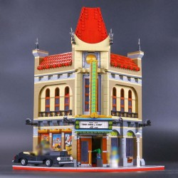 Конструктор Lion King 180062 Кинотеатр Cinema Palace (бывший Lepin 15006) / аналог Lego Creator 10232