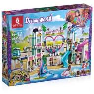 Конструктор King Queen 86050 Курорт Хартлейк Сити (бывший Lepin 01068) / Аналог Lego 41347