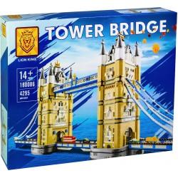 Конструктор Lion KIng 180086 Лондонский Тауэрский мост (бывший Lepin 17004) / аналог Lego Creator 10214