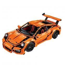 Конструктор Lion King 180094, Porsche 911 GT3 RS (Оранжевый) / аналог 20001, 42056 Technics