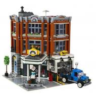 Конструктор Lion King 180138 Угловой гараж, бывший Lepin 15042   аналог Lego Creator 10264