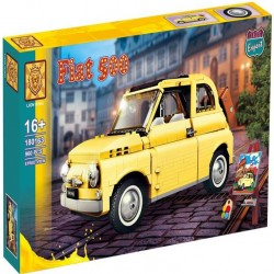 Конструктор Lion King 180163 Fiat 500 (Фиат) Nuova, 10271