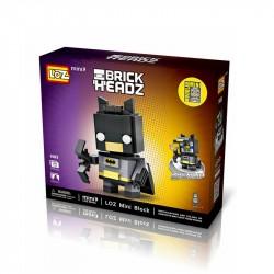 "Конструктор LOZ 1403 BrickHeadz Супергерои ""Бэтмен"""