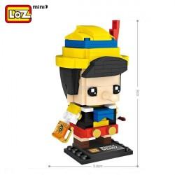 """Конструктор LOZ 1448 - BrickHeadz """"Пиноккио"""""""