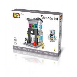 """Конструктор LOZ 1603 - Street Mini """"Магазин Apple store"""""""