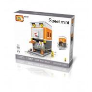 """Конструктор LOZ 1604 - Street Mini """"Магазин Nike"""""""