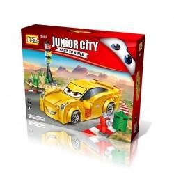 "Конструктор LOZ 1618 - Mini Block Junior City ""Крус Рапирес"""