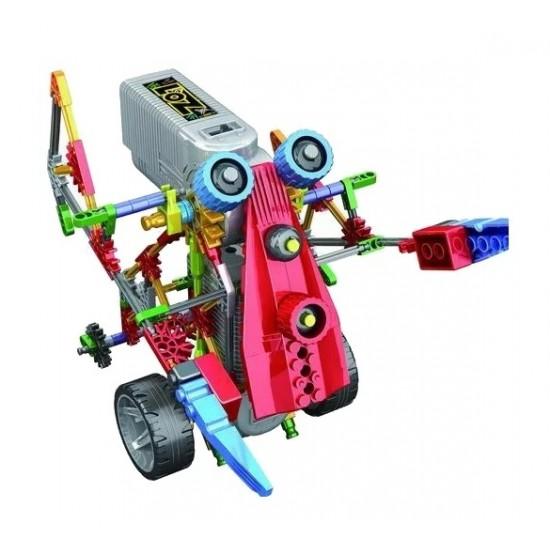 """Конструктор электромеханический LOZ 3023 - Джунгли 2 в 1 iRobot B/O """"Робот"""""""