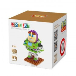 "Конструктор LOZ 9131 - Diamond Block iBlock Fun ""Базз Лайтер"""