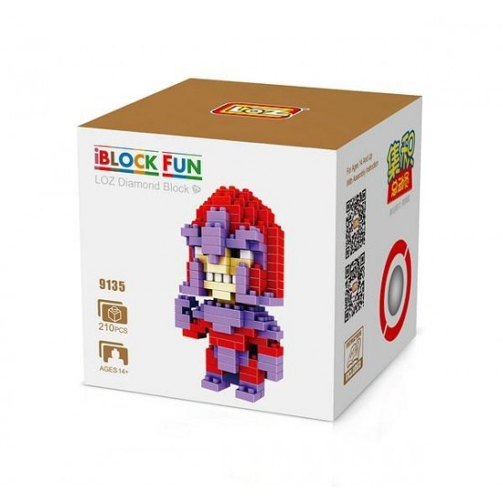 """Конструктор LOZ 9135 - Diamond Block iBlock Fun """"Магнето"""""""