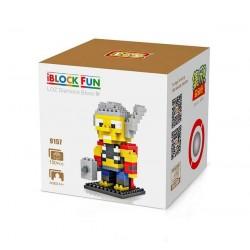 """Конструктор LOZ 9157 Diamond Block iBlock Fun """"Тор"""""""