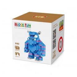 """Конструктор LOZ 9163 Diamond Block iBlock Fun """"Джимми Саливан"""""""