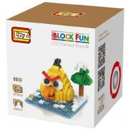"Конструктор LOZ 9513 Angry Birds Diamond Block iBlock Fun ""Желтая птица"""