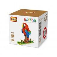 "Конструктор LOZ 9547 Diamond Block iBlock Fun ""Попугай"""