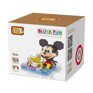 """Конструктор LOZ 9634 Diamond Block iBlock Fun """"Микки Маус"""""""