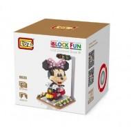 "Конструктор LOZ 9635 Diamond Block iBlock Fun ""Минни Маус"""
