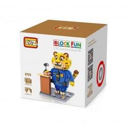 "Конструктор LOZ 9725 Diamond Block iBlock Fun ""Бенджамин"""