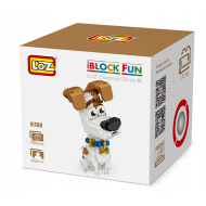 "Конструктор LOZ 9788 Diamond Block iBlock Fun ""Джек-рассел-терьер"""