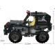 Радиоуправляемый конструктор Mould King 13005 Полицейский джип 2.4G