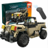 Радиоуправляемый конструктор Mould King 13013 Военный джип 2.4G