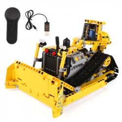 Радиоуправляемый конструктор Mould King 13015 Бульдозер 2.4G