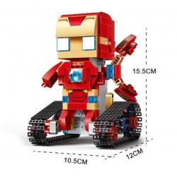 Конструктор радиоуправляемый MOULD KING 13038 / Аналог LEGO Technic/BrickHeadz 41604
