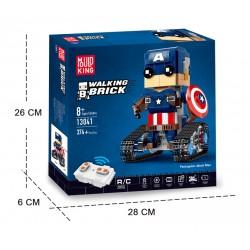 Конструктор радиоуправляемый MOULD KING 13041 / Аналог LEGO Technic/BrickHeadz 41589