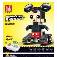 Конструктор радиоуправляемый MOULD KING 13043, аналог LEGO Technic/BrickHeadz 41624