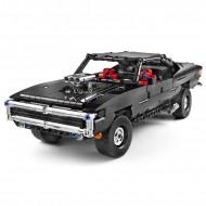 Конструктор Mould King 13081 Muscle Car Доминика Торетто RC APP / Аналог MOC 17750